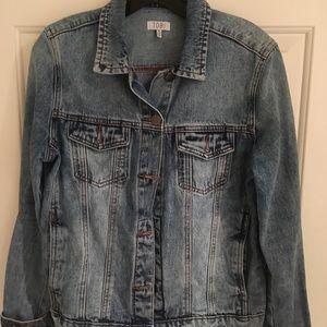 Tobi jean jacket